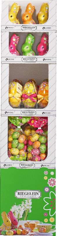 """FTCO Display """"Spring Flowers"""" with 48 units 121cm Containing:"""