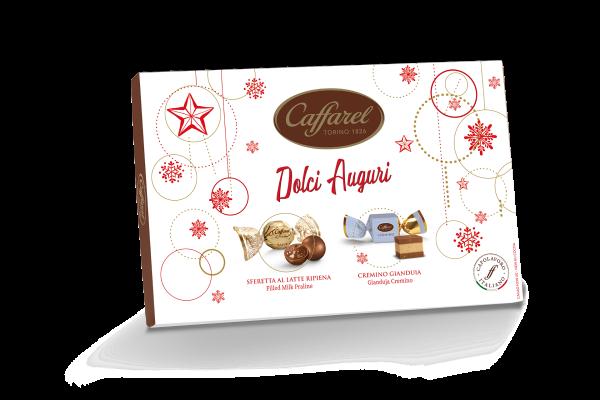 Caffarel Christmas Milk Gift Box 160g x 12