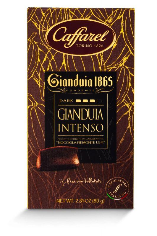 Dark Gianduia Bar 80g x 24