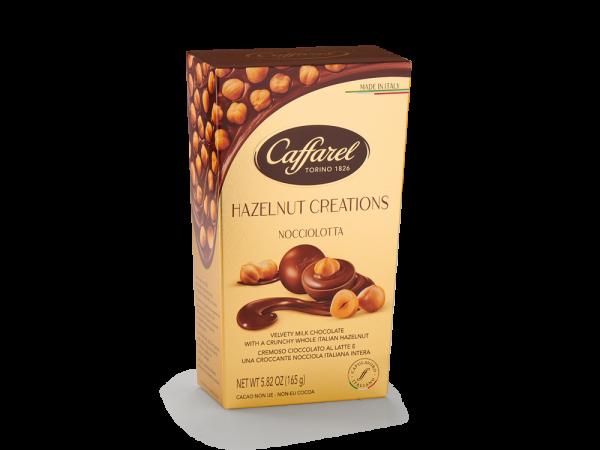 Caffarel Hazelnut Creations Nocciolotta 165g x 8