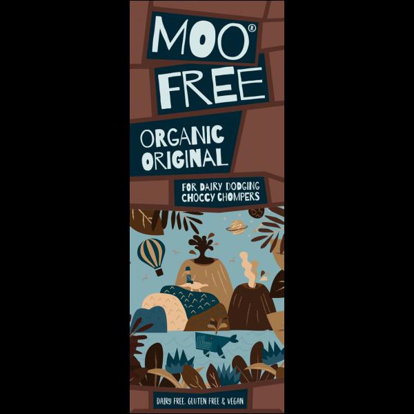 Organic Original 45% Ccoca Rice Milk Bar 80g x 12