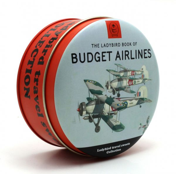Budget Airlines Mixed Fruit Drops 150g x 6