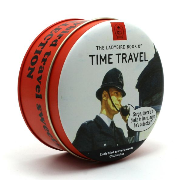 Time Travel Mixed Fruit Drops 150g x 6