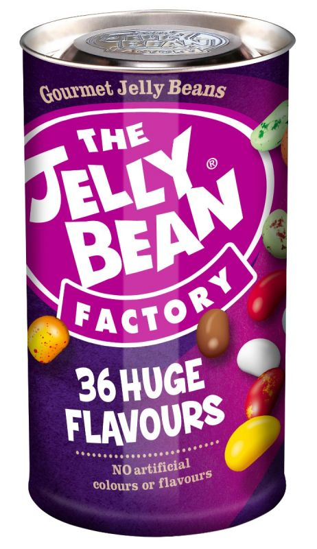 Jelly Bean Factory Cannister 400g x 12
