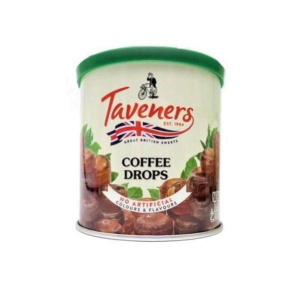 Taveners Coffee Drops 200g x 12