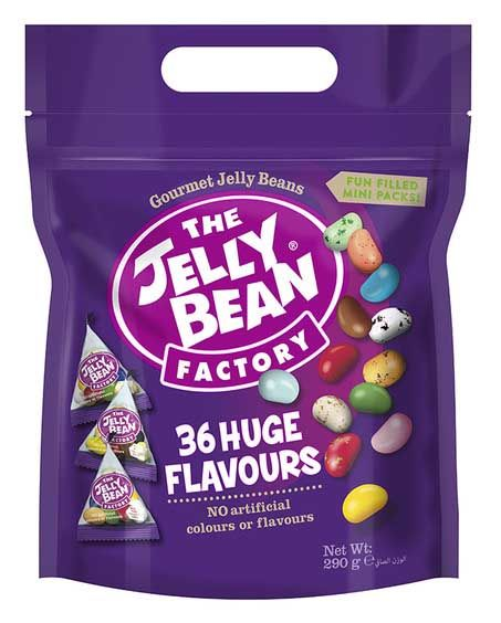 Jelly Bean Factory Sharing Bag 290g x 17