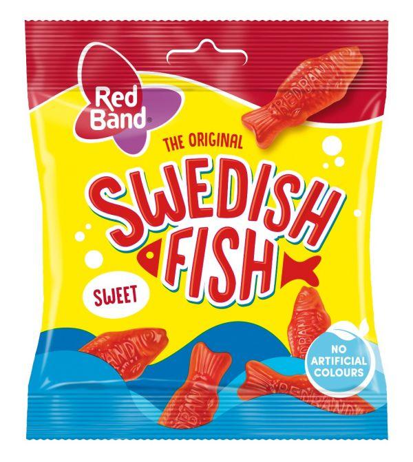 Swedish Fish 100g x 24