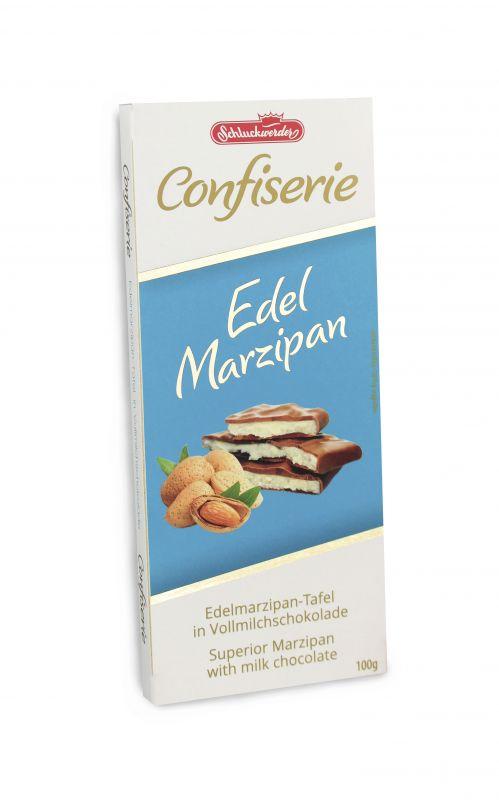 Edel Marzipan with Milk Chocolate 100g x 18