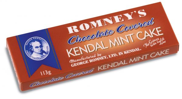 Chocolate Coated Kendal Mint Cake 113 x 24