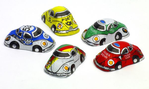 Chocolate Cars 15g x 72
