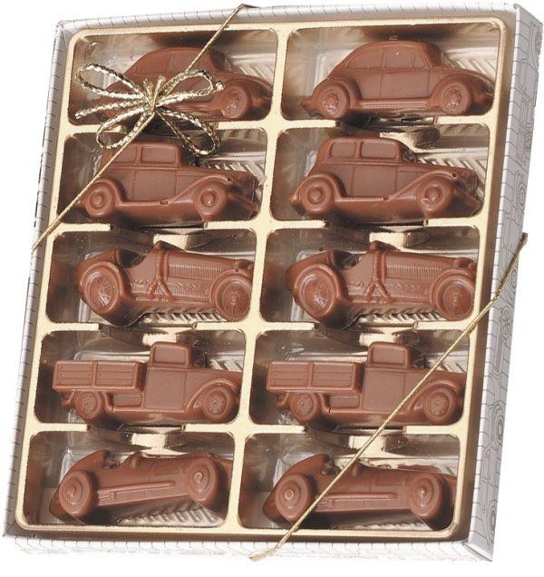Vintage Car Gift Pack 100g x 10