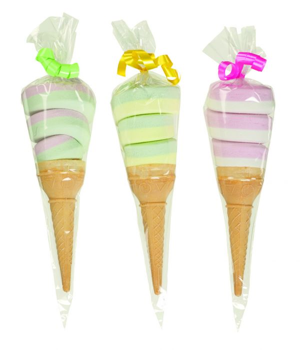 Soft Ice Cream XL (Assorted Colours) 72g x 12