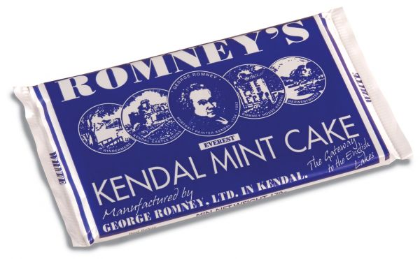 Romney's Kendal Mint Cake 170g x 20
