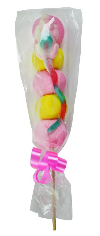Mouse Mallow Lolly 58g x 16