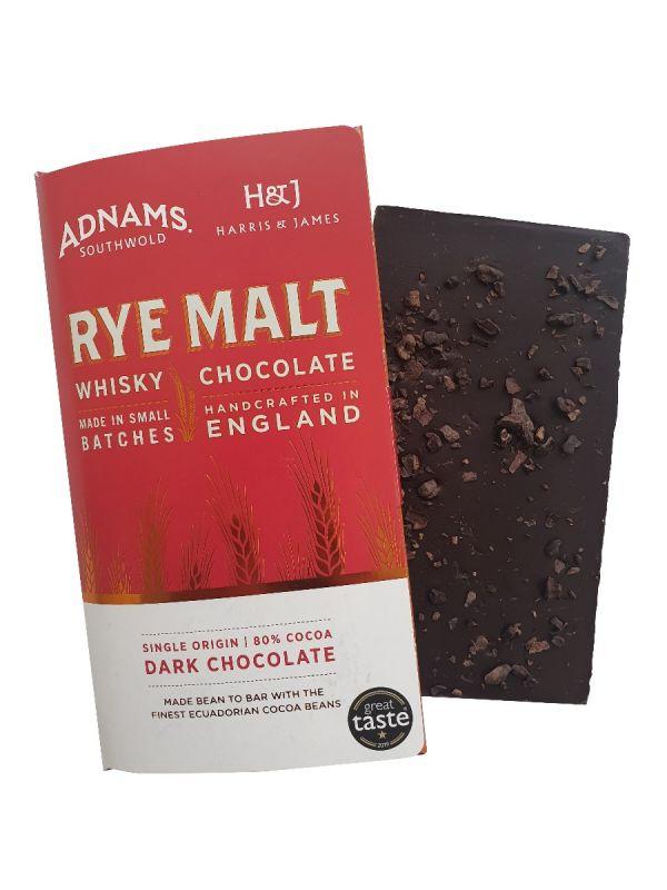 Adnams Rye Malt Bar 86g x 10