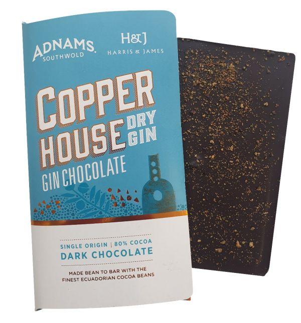 Adnams Copper House Gin Bar 86g x 10