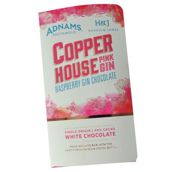 Adnams Pink Gin Bar 86g x 10