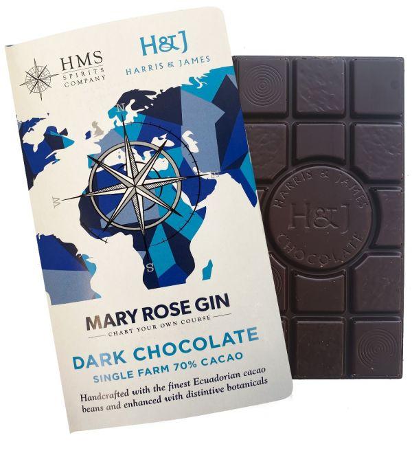 Mary Rose Gin Bar Single Farm 86g x 10