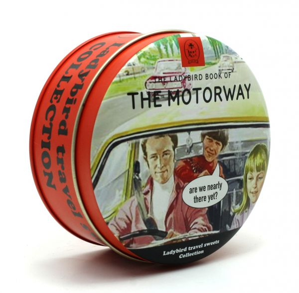The Motorway Mixed Fruit Drops 150g x 6