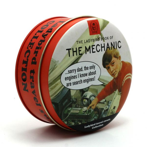 The Mechanic Fruit Drops 150g x 6