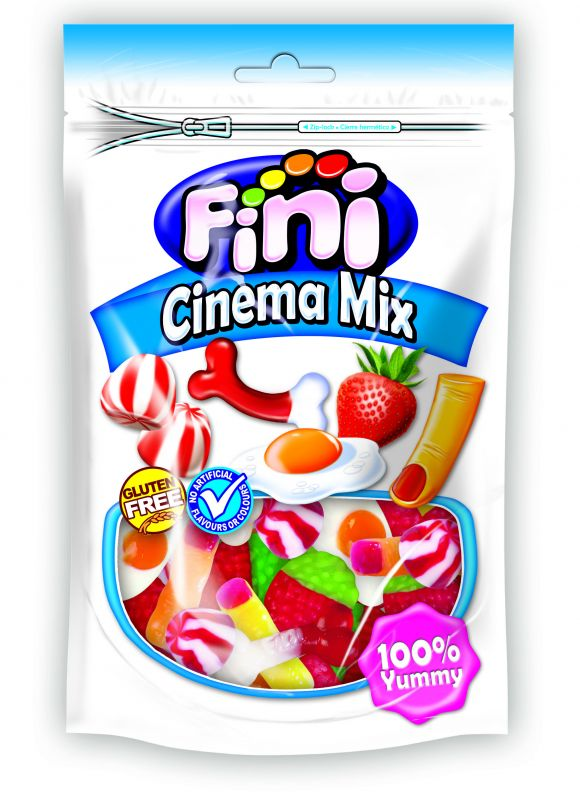 Cinema Mix - Gluten Free 180g x 16