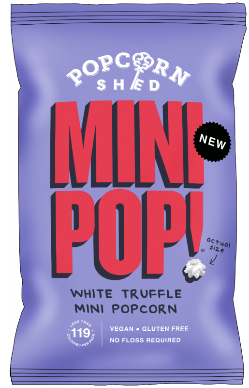 Mini Pop! Truffle 22g x 24