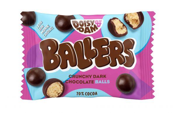 Doisy & Dam Ballers Impulse Bag 25g x 18 DATED 31.03.2021