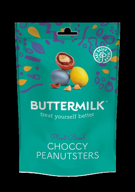 Vegan Choccy Peanutsters 100g x 7