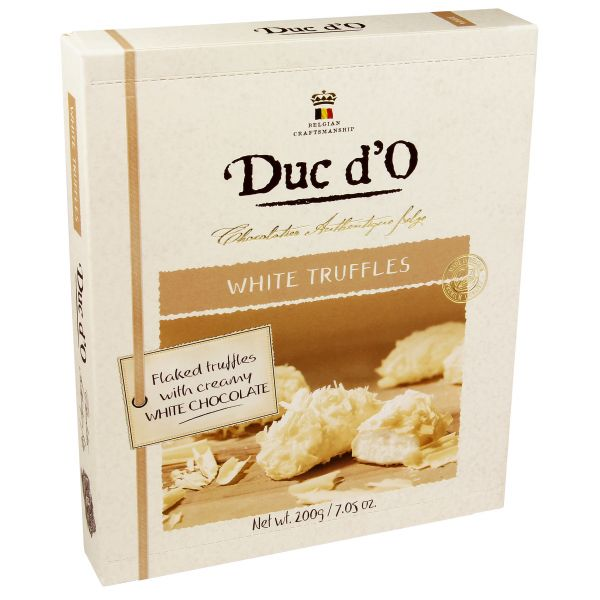 White Truffles 200g x 8