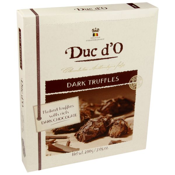 Dark Truffles 200g x 8
