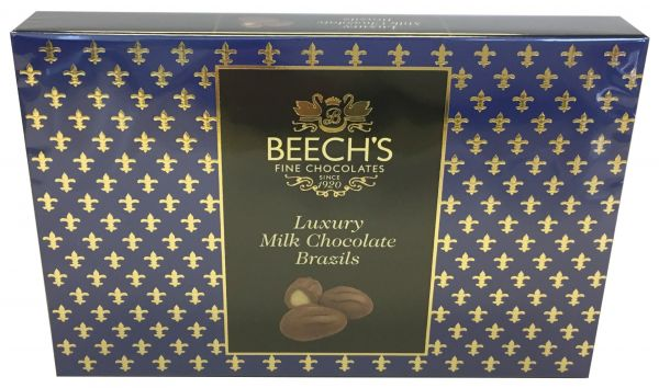 Milk Chocolate Brazils 145g x 6
