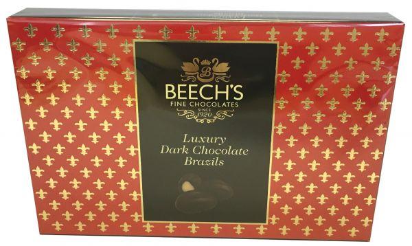 Dark Chocolate Brazils 145g x 6