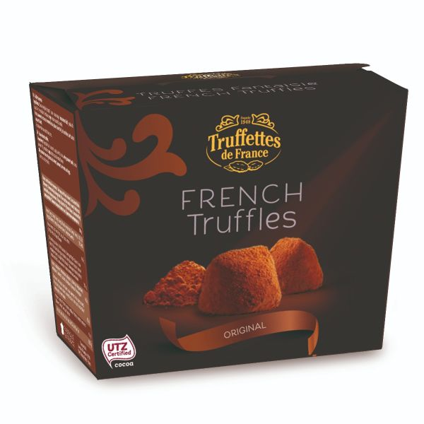 French truffles - Cocoa 250g x 24