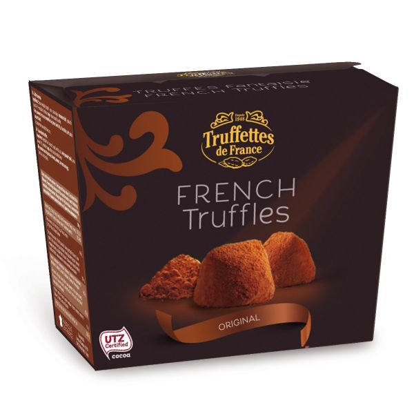 French truffles - Cocoa 200g x 24