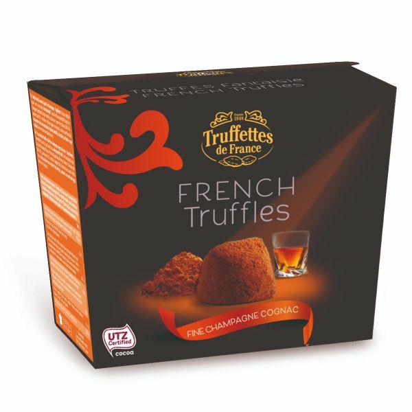 French Truffles - Fine Champagne Cognac 250g x 24