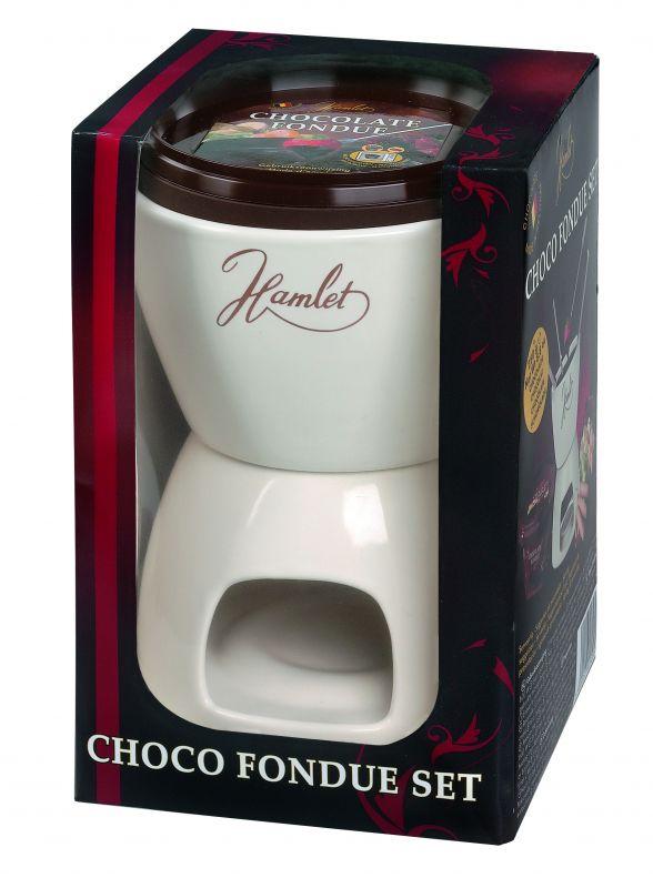 Chocolate Fondue Set 250g x 6 Zero VAT
