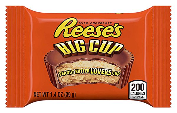 Reese's Big Cup 39g x 16