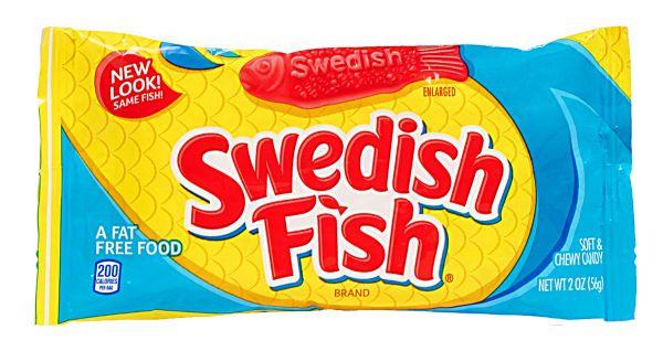 Swedish Fish 56g x 24
