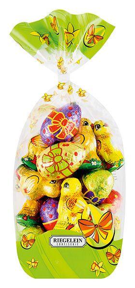 FTCO Easter Bag Eggs & Chicks 240g x 25