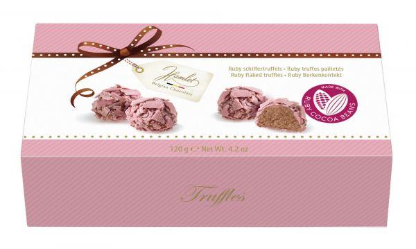 Ruby Chocolate Truffles 120g x 12