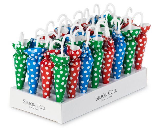 Spotty Umbrellas 10g x 32
