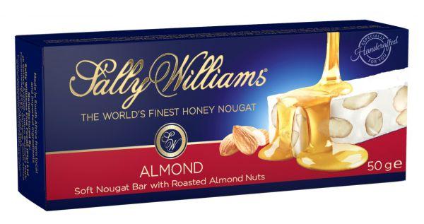 Soft Nougat Bar/Almonds  50g x 12