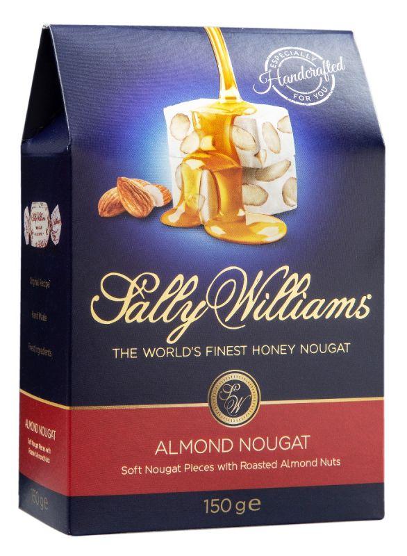 Soft Nougat/Roast Almonds 150g x 10