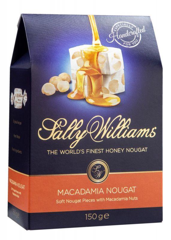 Soft Nougat/Macadamia Nuts 150g x 10