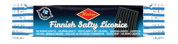 Salty Licorice Bar 60g x 42