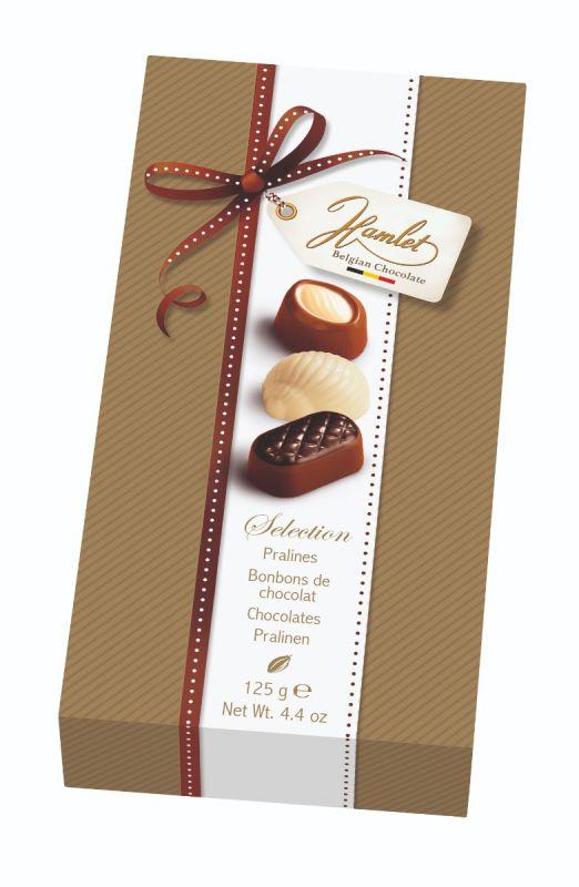 Chocolate Selection 125g x 16