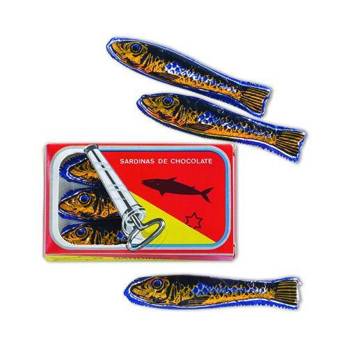 Box of Sardines 24g x 18