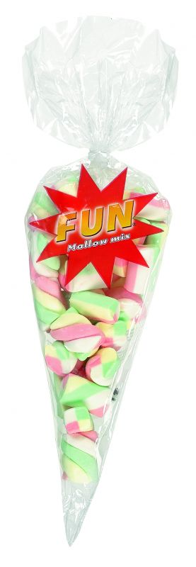 Mallow Mix Cone 175g x 20