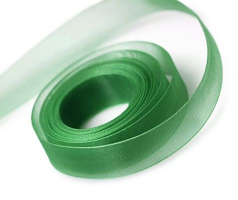 Forest Green Ribbon 23mm x 91.4m (100 yards) x 1