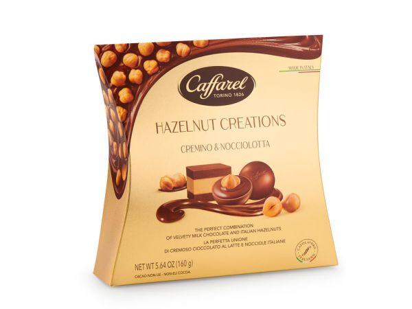 Caffarel Hazelnut Creations Pochette 160 x 8